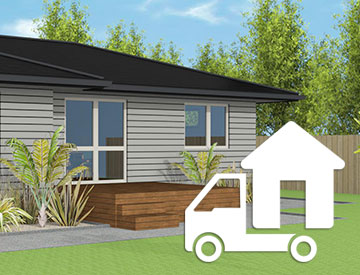 First Homes transportable house