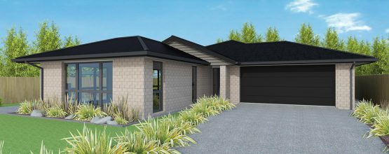First Homes House Plan FH203 3D