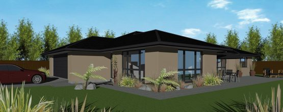 First Home House Plan FH220 3D