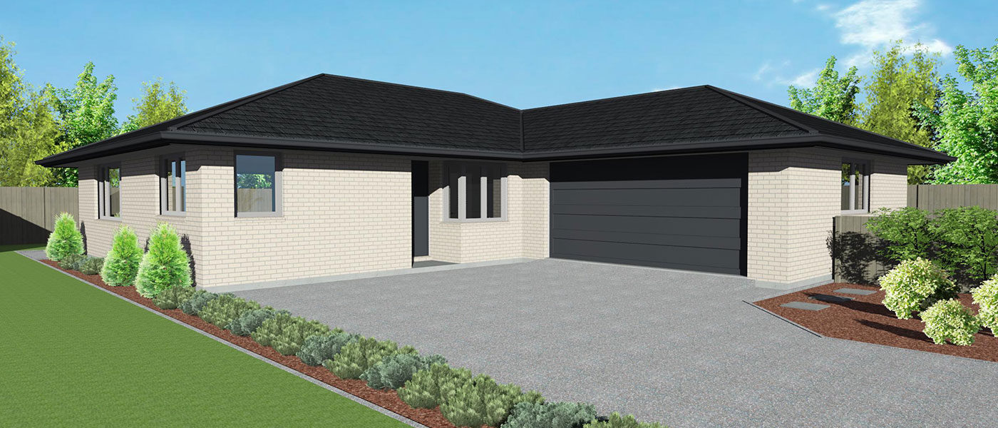 First Homes House Plan FH155 3D